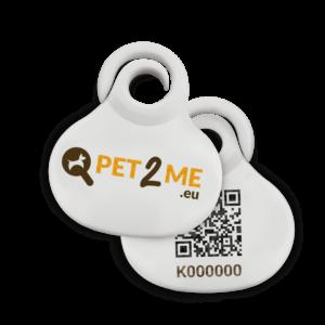 Pet2Me medailónik
