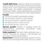Colafit-MAX-forte-(100tobolek)-popis