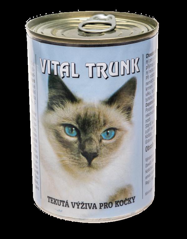 VITAL TRUNK Kočka